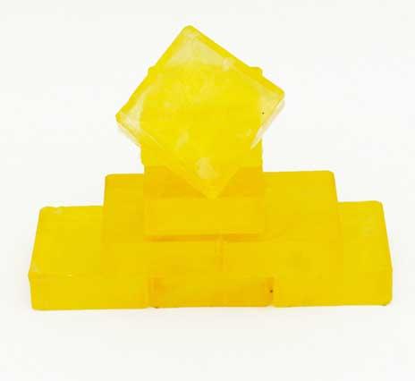 柠檬精油皂